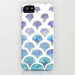 Mermaid Tail iPhone Case