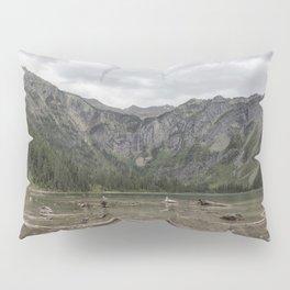 Avalanche Lake No. 1 - Glacier NP Pillow Sham