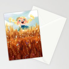 In The Fields Stationery Cards