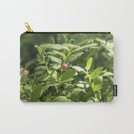 Underbrush wonders in the forest Carry-All Pouch