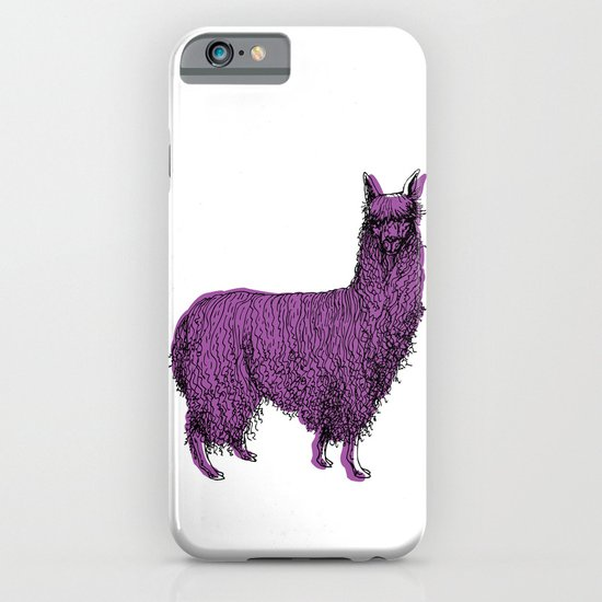 suri alpaca iPhone & iPod Case