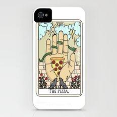 PIZZA READING iPhone (4, 4s) Slim Case