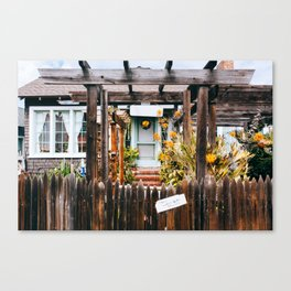 Manhattan Beach - Los Angeles, USA - #8 Canvas Print