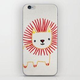 L Lion iPhone Skin