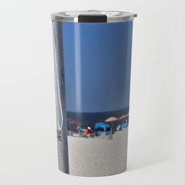 Touch  the Pole Travel Mug
