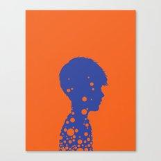 Disappear Canvas Print