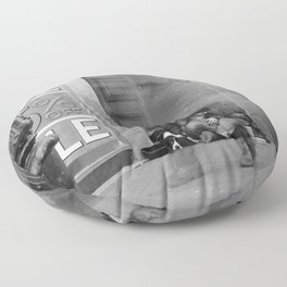 Invisible Floor Pillow