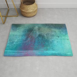The Ghost of the Humpback Whale Rug