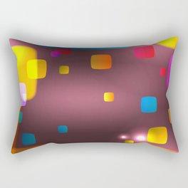 Backligths Rectangular Pillow