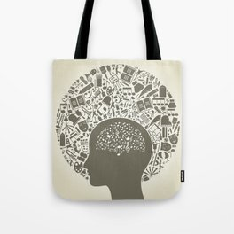 Arts a head Tote Bag