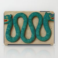 snake iPad Cases featuring Snake  by Abundance