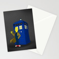 Doctor Lemongrab  Stationery Cards