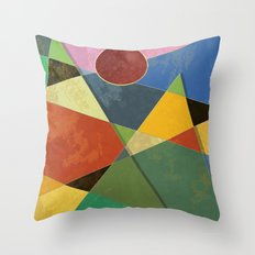 Abstract #326 Throw Pillow