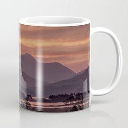 Scotland Ben Nevis mountain at sunrise Coffee Mug