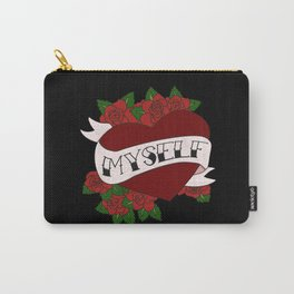 Self Valentine's Carry-All Pouch