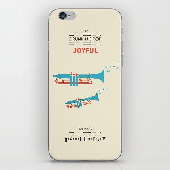 BAR TOOLS 3 - JOYFUL iPhone & iPod Skin