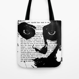 Without a Question Tote Bag