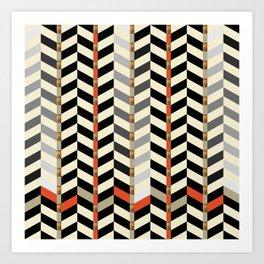Geometric#29 Art Print