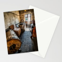 Vintage Laundry Room Stationery Cards