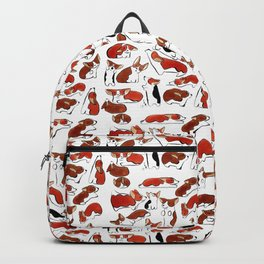Corgis! Backpack