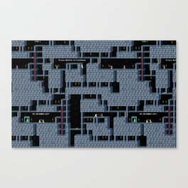 Prince of Persia Canvas Print