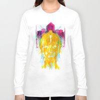 metropolis Long Sleeve T-shirts featuring METROPOLIS by DIVIDUS