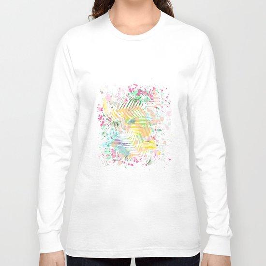 Tropical Juice Long Sleeve T-shirt