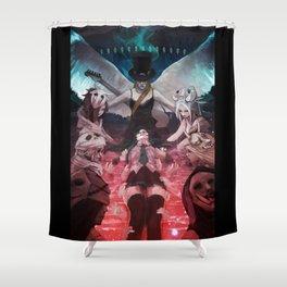 Vagenda Commission #4 (Monori Rogue) Shower Curtain