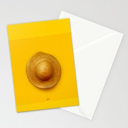 The Golden Hat Stationery Cards