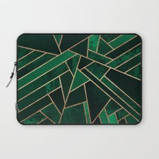 Emerald Night Laptop Sleeve