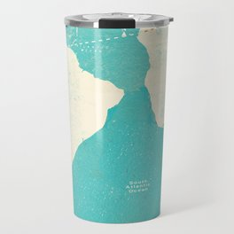 SOUTH AMERICAN + AFRICAN MUSIC Travel Mug