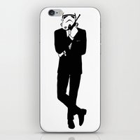 storm trooper iPhone & iPod Skins featuring Trooper... Storm Trooper by Derek Donovan