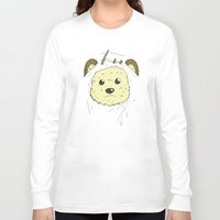 ewok Long Sleeve T-shirts featuring Ewok by Demonology7789