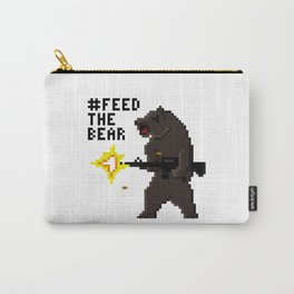 Bear Arms #2 Carry-All Pouch