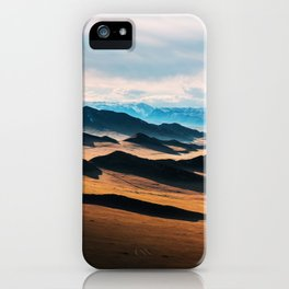 Land Of Blades iPhone Case