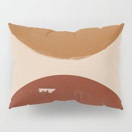 Burnt Orange Sun, New Boho Pillow Sham