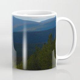 Wild Mountain Pass Coffee Mug
