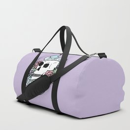 That is the Question Duffle Bag