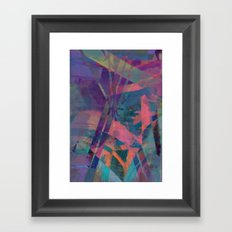 disquiet fifteen (digressão escabroso) Framed Art Print