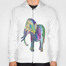 Elephant Profile Hoody