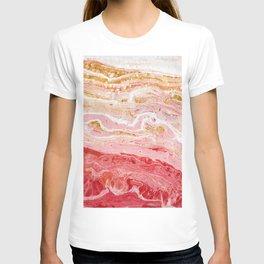 PINK LAKE T-shirt