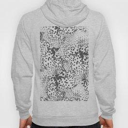 Dalmatian spots in Grey  Hoody