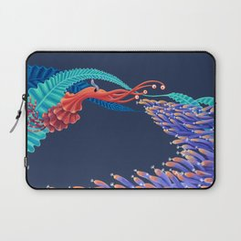 Dancing monster Laptop Sleeve