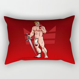 King Arthur: Legend of the Sock Rectangular Pillow