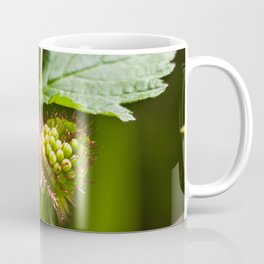 Young Salmonberry Photography Print Coffee Mug