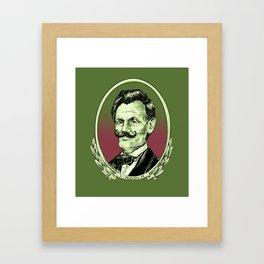 Lincoln Framed Art Print