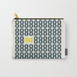 All finite - You infinite Carry-All Pouch