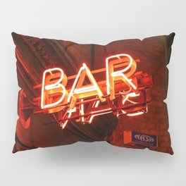 BAR (Color) Pillow Sham