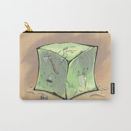 Gelatinous Cube Carry-All Pouch