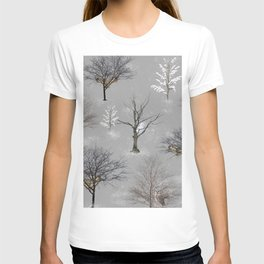 Owls In Trees T-shirt
